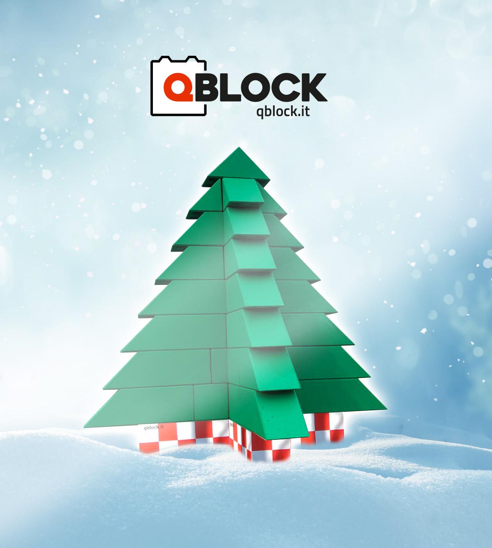 """QBLOCK® vi augura un Buon Natale e un """"robusto"""" anno nuovo"""