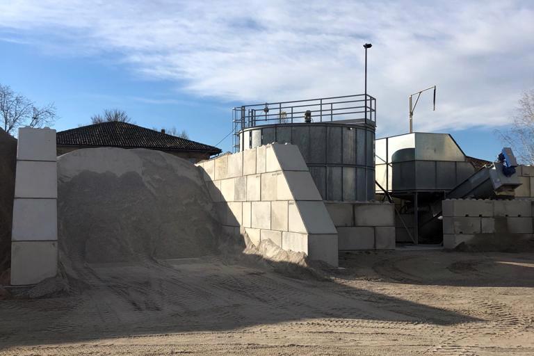 Impianto di recupero e depurazione delle acque – QBLOCK ®