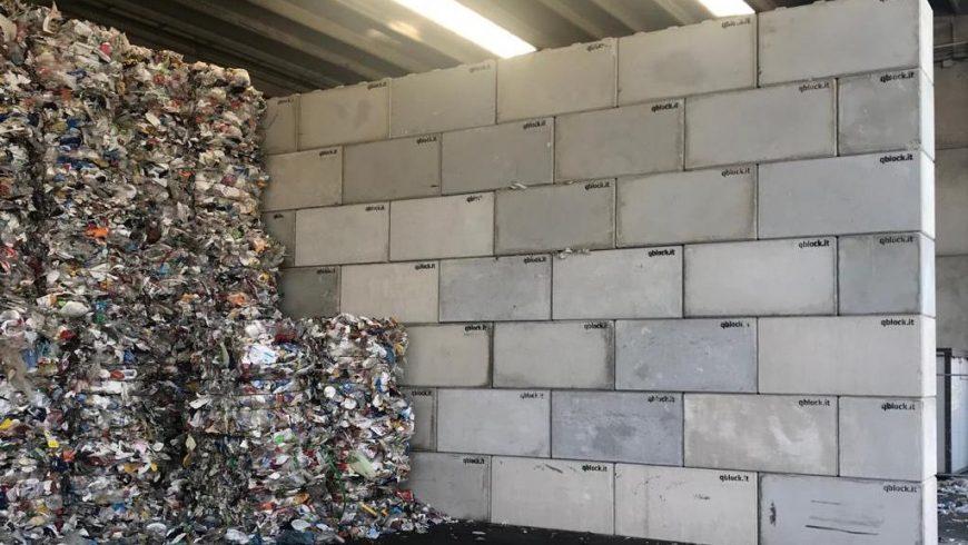 Raccolta e recupero rifiuti – QBLOCK®