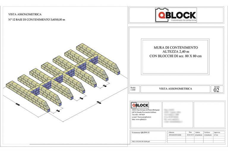 Servizi integrati di progettazione, verifica sismica e calcoli statici – QBLOCK®