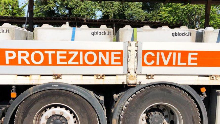La scelta della Protezione Civile del Friuli Venezia Giulia