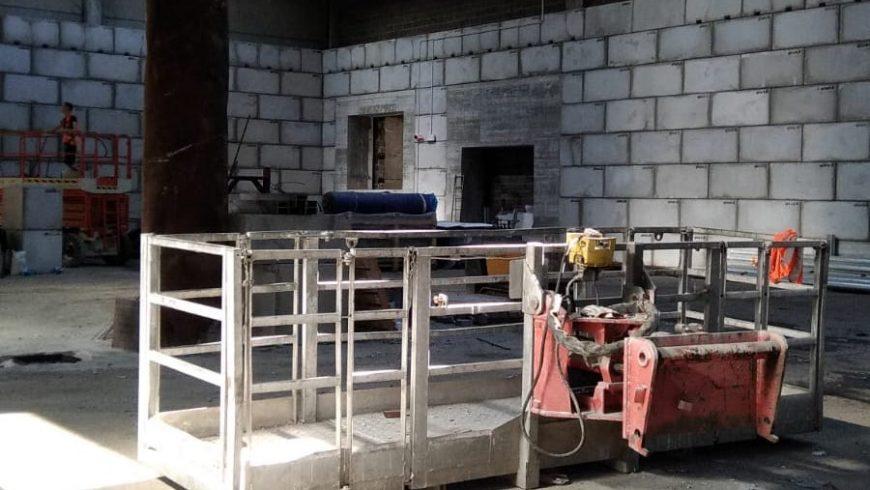 Struttura a protezione degli elementi portanti – QBLOCK®