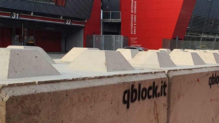 GP Formula 1 a Imola – QBLOCK®