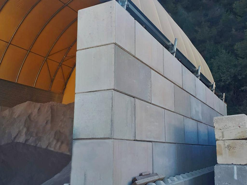 Tunnel Industriali – QBLOCK®